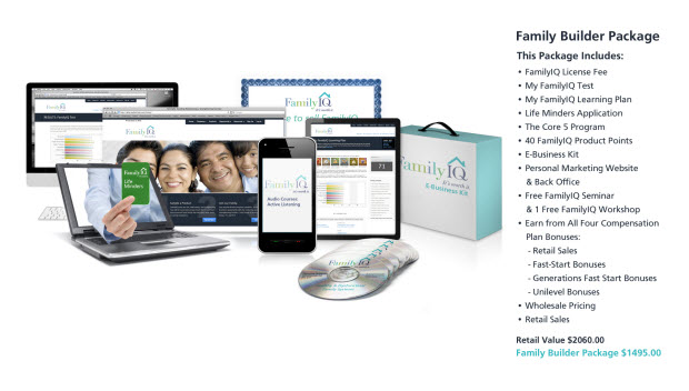 family iq product