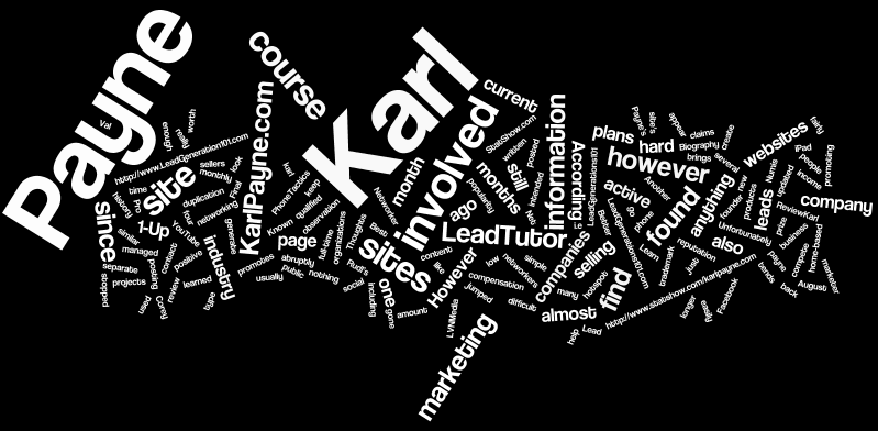 karl payne review