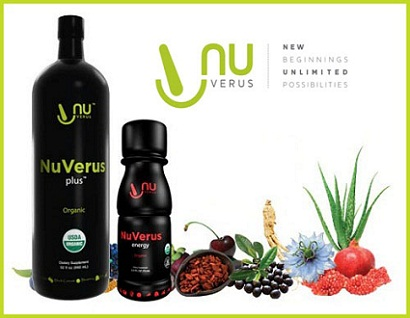 nuverus plus mlm